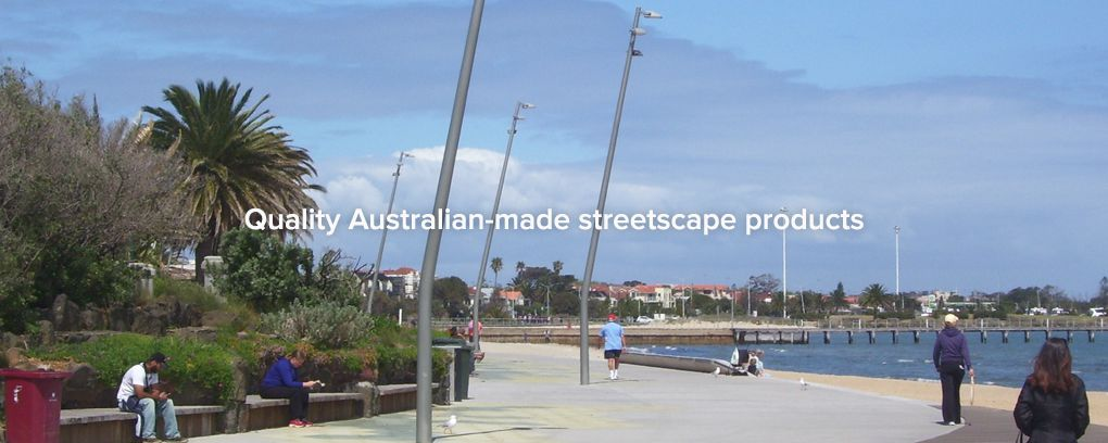 Streetscape products