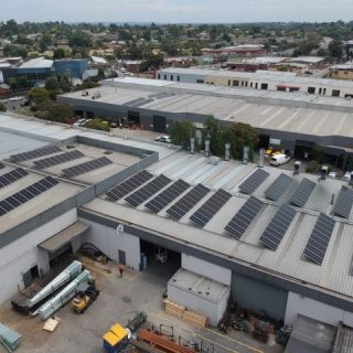 Vicpole invests in clean, natural energy.
